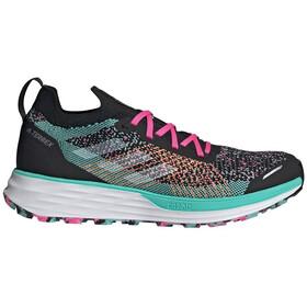 adidas TERREX Two Parley Trail Running Shoes Men, zwart/bont